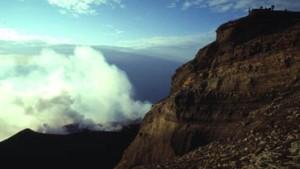 Stromboli - ein perfekter Vulkankegel