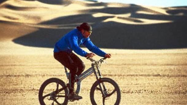Sportliche Touren: Mit dem Drahtesel Grenzen erfahren