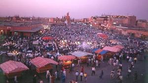 Marrakesch - Tor nach Afrika