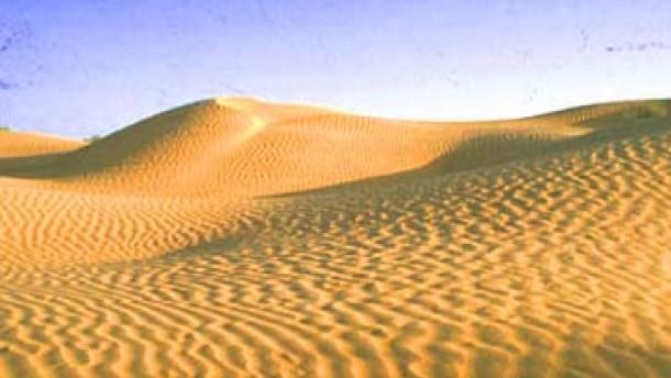 Hitliste der Wüsten