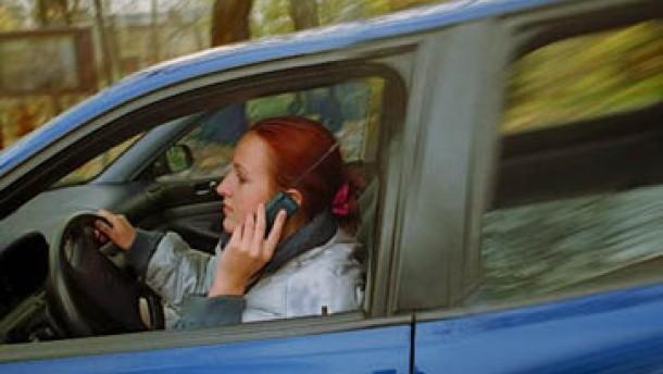 Mit dem Handy schneller am Stau vorbei?