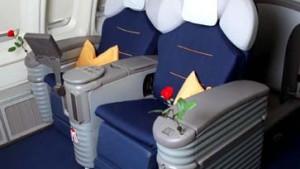 Billigflüge in der First Class