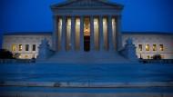 Das oberste Gericht der Vereinigten Staaten: der Supreme Court in Washington D.C.