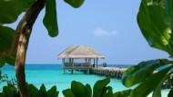 Fisch- und Spa-Reich: Wer auf die Malediven reist, ist entweder Taucher oder sucht Erholung im Spa