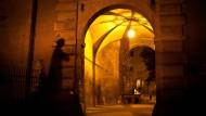 Schattenwirtschaft: In Krumau könnte die Vampirlegende zur Touristenattraktion werden.