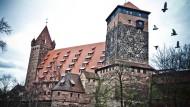 Feste drauf: Von außen ist die Jugendherberge Nürnberg die Burg, die sie immer war