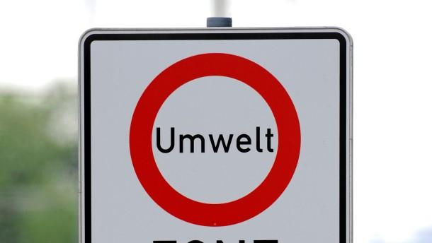 Landesregierung lehnt Umweltzone in Wiesbaden ab