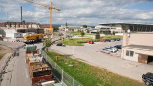 Kleines Pentagon für Erbenheim