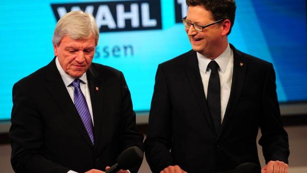 CDU und SPD steigen in den Verhandlungsring
