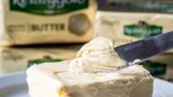 Gut für Butterliebhaber: die gesunkenen Preise