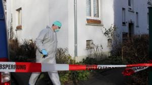 Toter im Bad: Verdächtiger in U-Haft