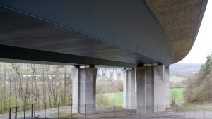 Groß angelegte Brückensanierung auf A45