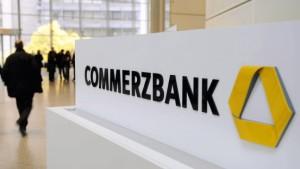 Commerzbank bei Stellenabbbau über Plan