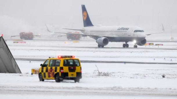 Fraport nimmt Nordwestlandebahn aus dem Betrieb