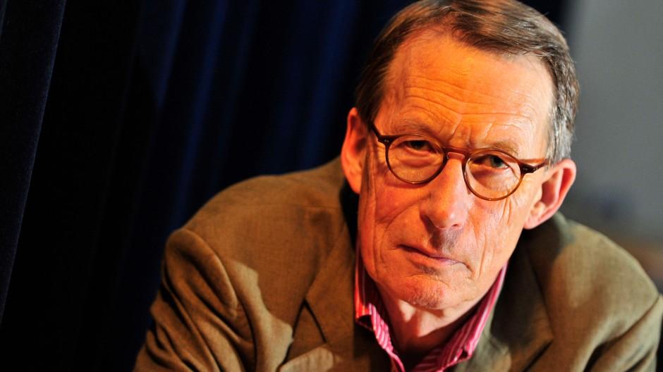 Wolfgang Koeppen diente ihm als starkes literarisches Vorbild: Friedrich C. Delius, Büchnerpreisträger 2011.