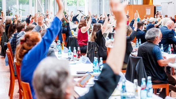 Endlich Aufbruch im Frankfurter Rathaus