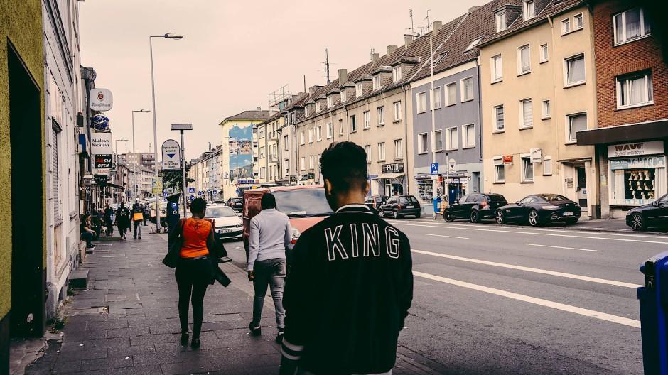 Leben in Mülheim an der Ruhr: Eppinghofer Straße