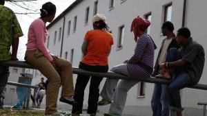 Heftiger Widerstand im Landkreis Aschaffenburg