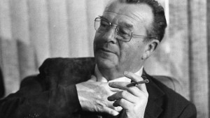Der Mord an Heinz Herbert Karry bleibt unvergessen