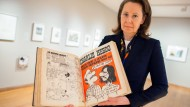 Direktorin des Museums Wilhelm Busch, das das Projekt initiiert hat: Gisela Vetter-Liebenow.