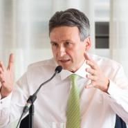 Gerhard Wiesheu ist neuer Vorsitzender von Frankfurt Main Finance