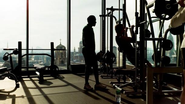 Mehr Fitness und Wellness zum Neuen Jahr