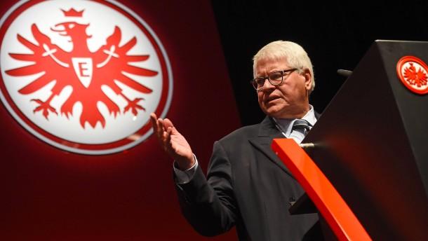 Mehr Risiko bei der Frankfurter Eintracht