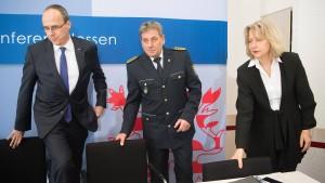 Zahl der Straftaten in Hessen leicht gestiegen