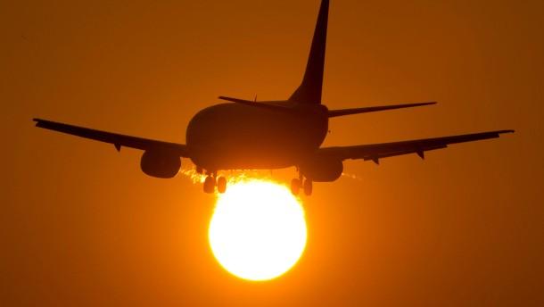 Neues Anflugverfahren soll Fluglärm mindern