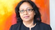 Für die CDU angetreten: Srita Heide, die designierte Landratskandidatin der CDU im Main-Kinzig-Kreis