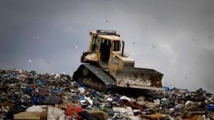 Wiesbadener Mülldeponie soll weiter wachsen