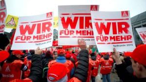 Lautstarker Protest, aber keine Einigung