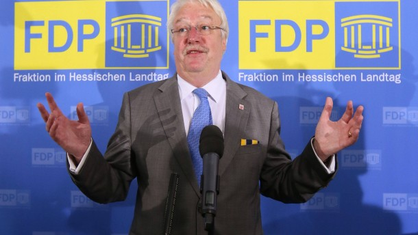 FDP schließt Ampel-Koalition aus