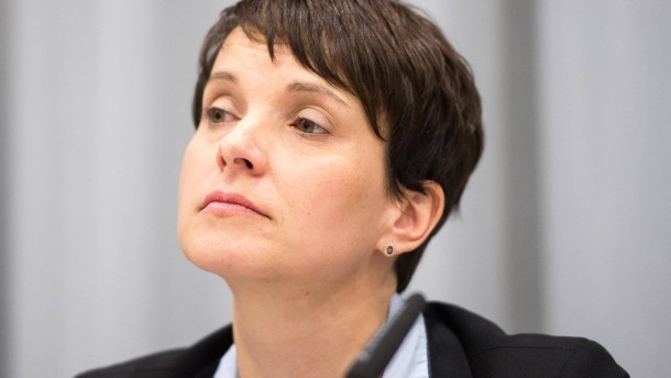 Petry bleibt wohl Hessens Kommunalwahl fern