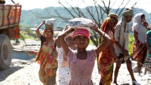Bildung für Kinder und Hilfe in schweren Krisen