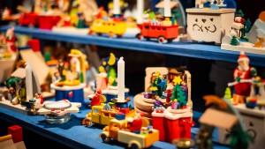 Pfungstadt, Ausländerbeiräte, gebrauchte Geschenke