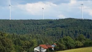 Einflussnahme der Grünen auf den Windradprozess?