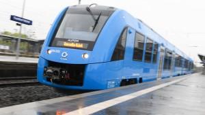 Hessen plant größte Brennstoffzellen-Flotte der Welt