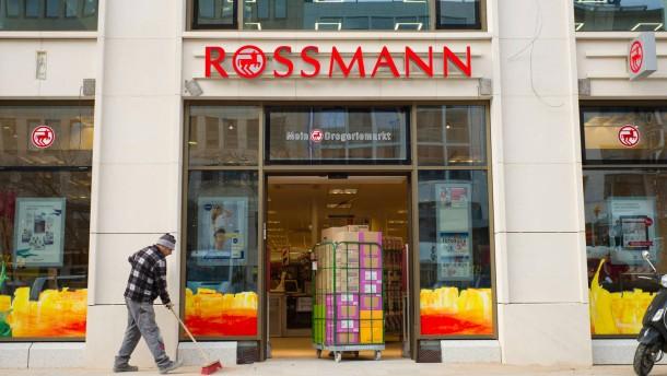 Rossmann öffnungszeiten Frankfurt