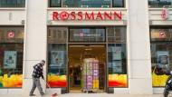 Seit Frühjahr 2014 am Frankfurter Roßmarkt: Rossmann-Filiale
