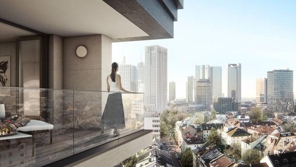 frankfurts teuerste wohnung 6 4 millionen euro f r 460 quadratmeter rhein main faz. Black Bedroom Furniture Sets. Home Design Ideas