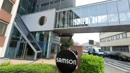 Samson droht mit Wegzug aus Frankfurt