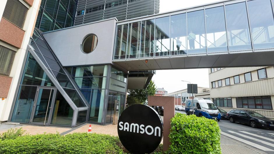 Braucht mehr Platz: der Ventilhersteller Samson