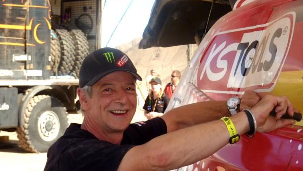 Stephan Schott und das Autoglück von Lima