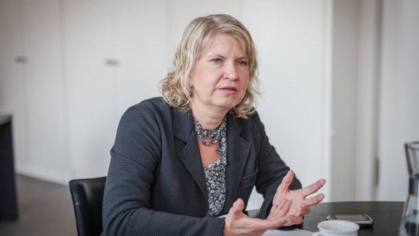 Frankfurt verfehlt die eigene Frauenquote