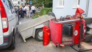Polizei setzt nach Traktor-Unfall auf Gutachten