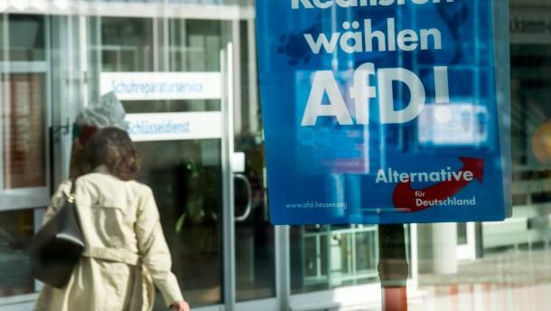 AfD zieht in 20 Kreistage ein