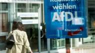 Nach dem amtlichen Endergebnis der Kommunalwahl kommt die AfD auf 11,9 Prozent der Stimmen.