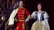 Der Kaiser und seine Gattin