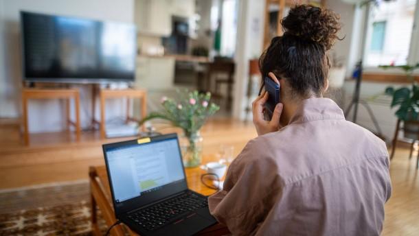 FDP fordert Recht auf mobiles Arbeiten
